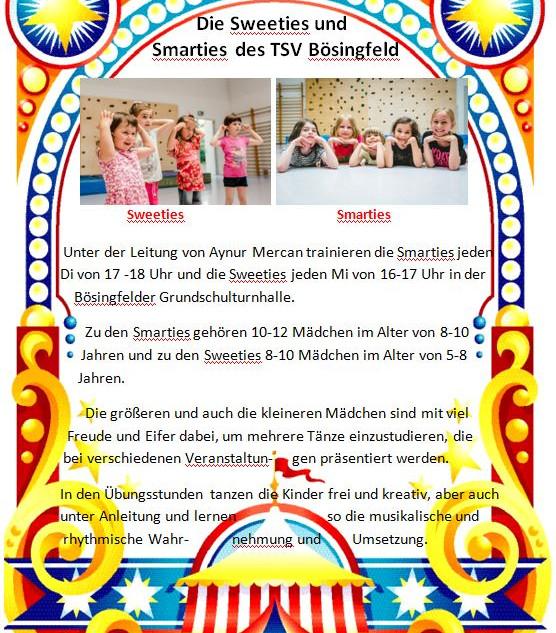 Seite 6 Kindertanzen TSV