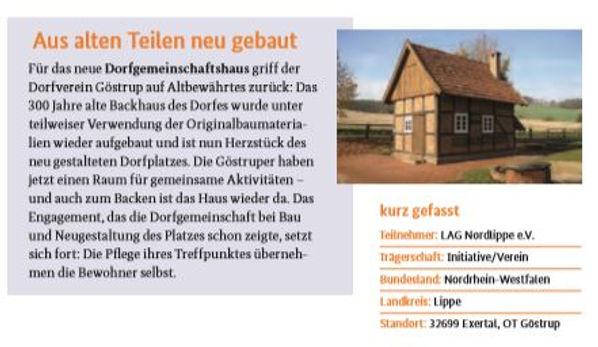 Dorfgemeinschaft Göstrup KurzdokumentationG