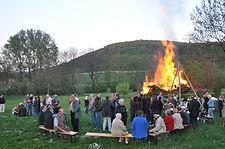 Dorfgemeinschaft Göstrup Osterfeuer