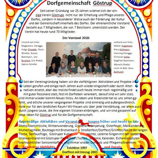 Seite 34 Dorfgemeinschaft Göstrup