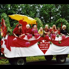 Dorffest 2003 Themenwagen