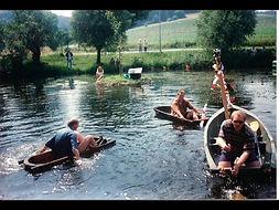 Dorfgemeinschaft Göstrup Teicheinweihung1997