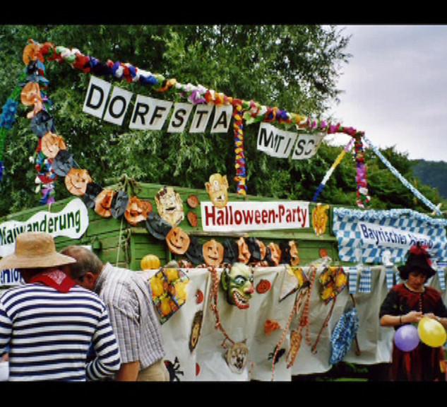 Dorffest 2003 Festumzug