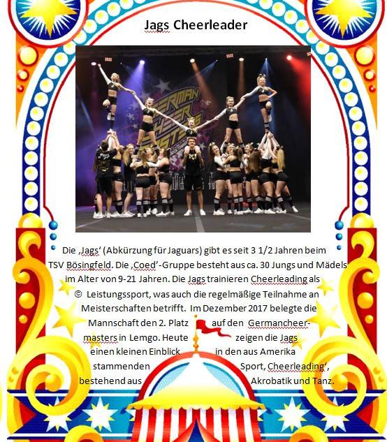 Seite 26 Cheerleader Jags