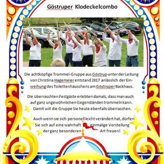Seite 28 Klotrommel-Combo