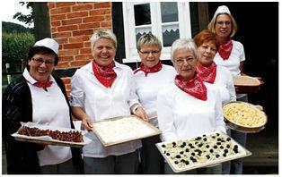 Dorfgemeinschaft Göstrup Backteam