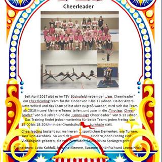 Seite 10 Cheerleader Tiny und Loony Jags