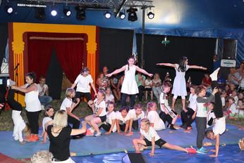 Die Rocking Kids der Grundschule Bösingfeld