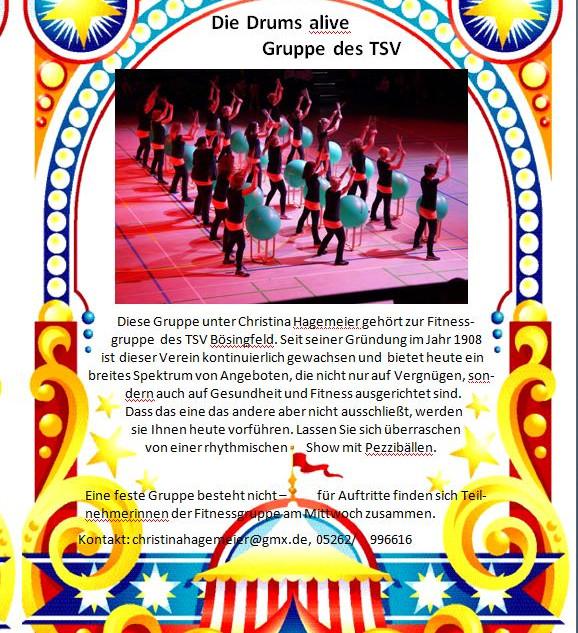 Seite 18 TSV Pezzi-Trommler