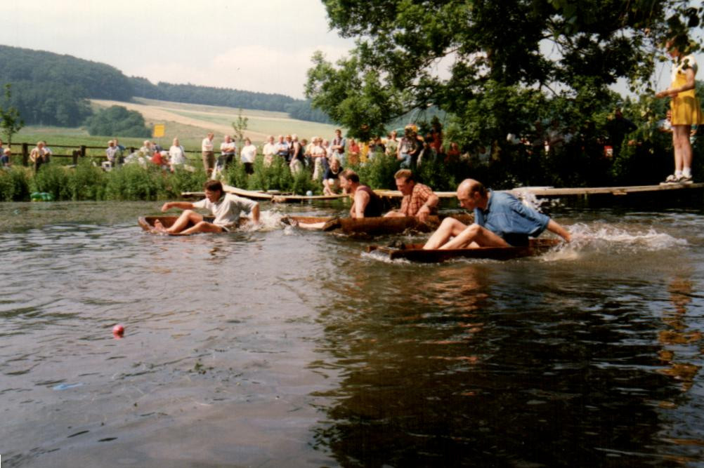 Teicheinweihung 1997