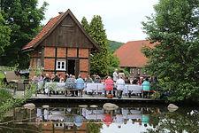 Dorfgemeinschaft Göstrup Nacht der langen Tische