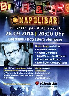 Dorfgemeinschaft Göstrup 11. Kulturnacht