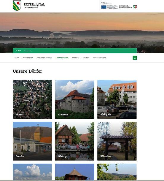 Dorfgemeinschaft Göstrup Gemeindewebseite Dorfübersicht