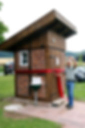 Dorfgemeinschaft Göstrup Toilettenhauseinweihung