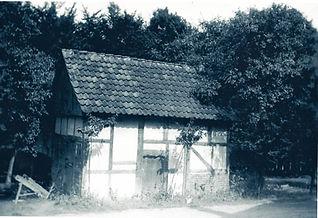 Das alte Grennersche Backhaus