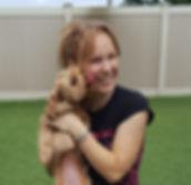 Kristy Dilworth  - Lead Dog Trainer