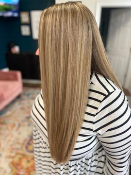 Hair by Crystal