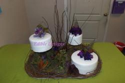 Wedding Cakes  (3)