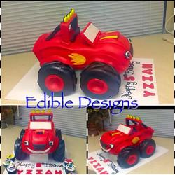 Monster truck - cars