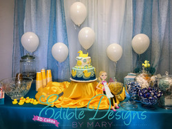 Baby shower and Gender Reveal