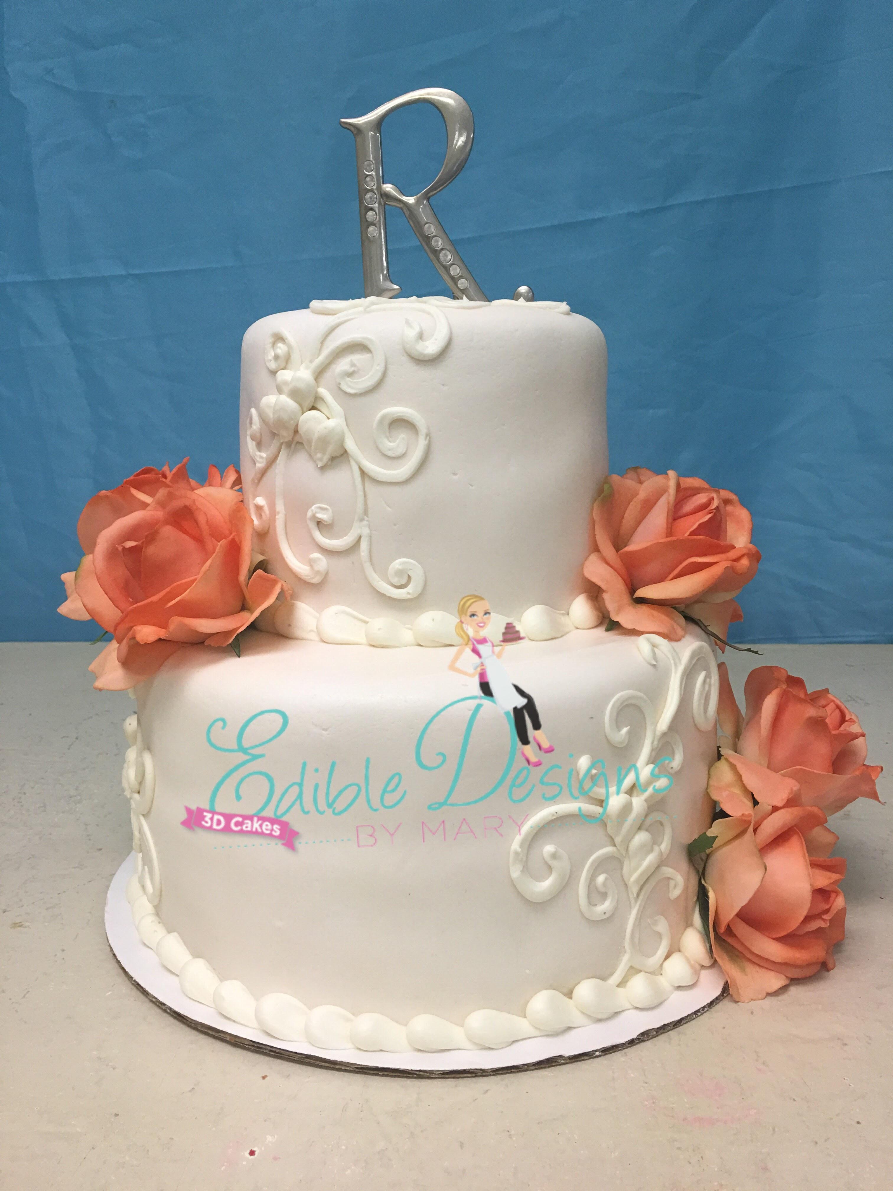 Wedding Cakes  (7)
