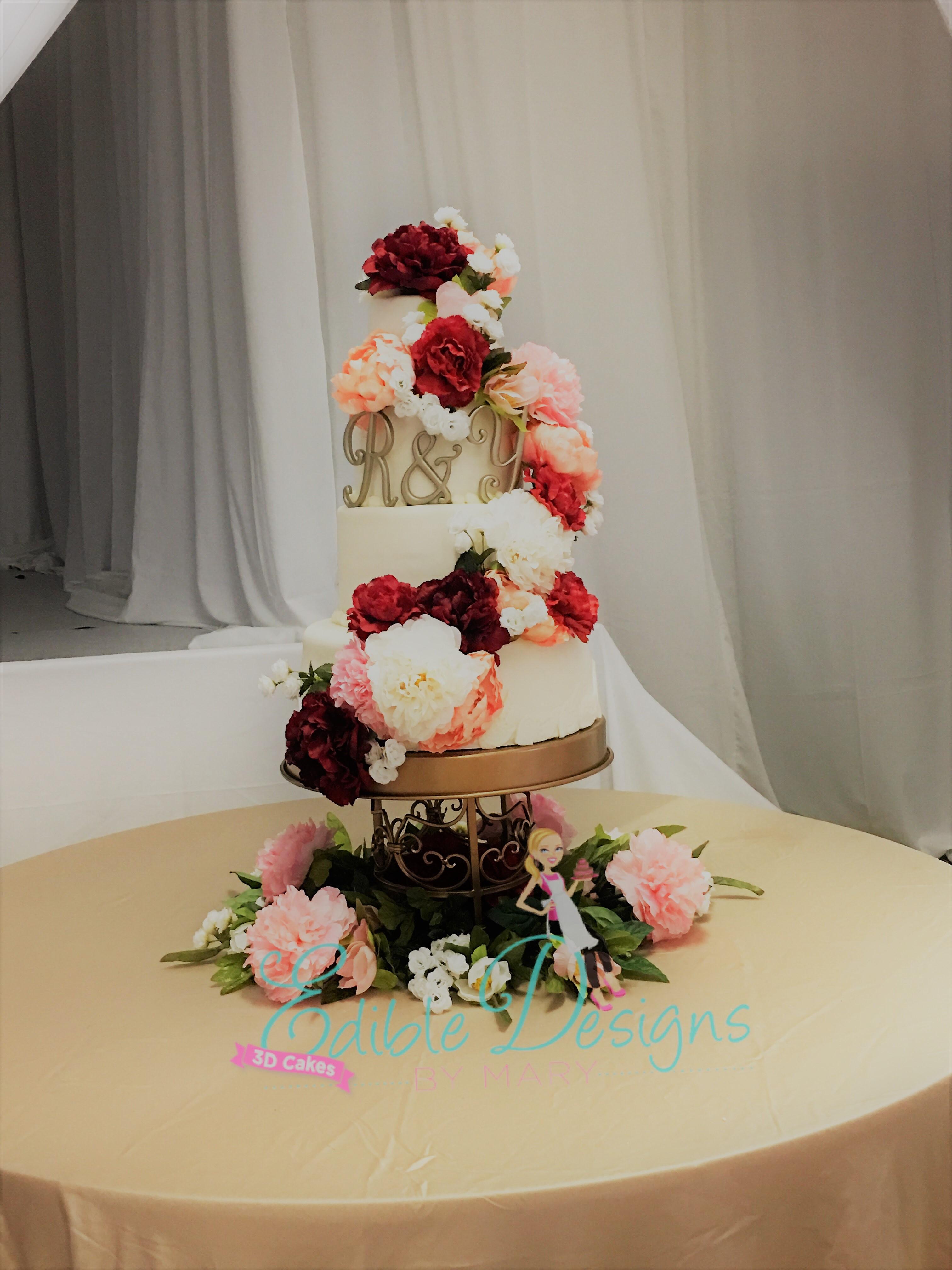 Wedding Cakes (23)