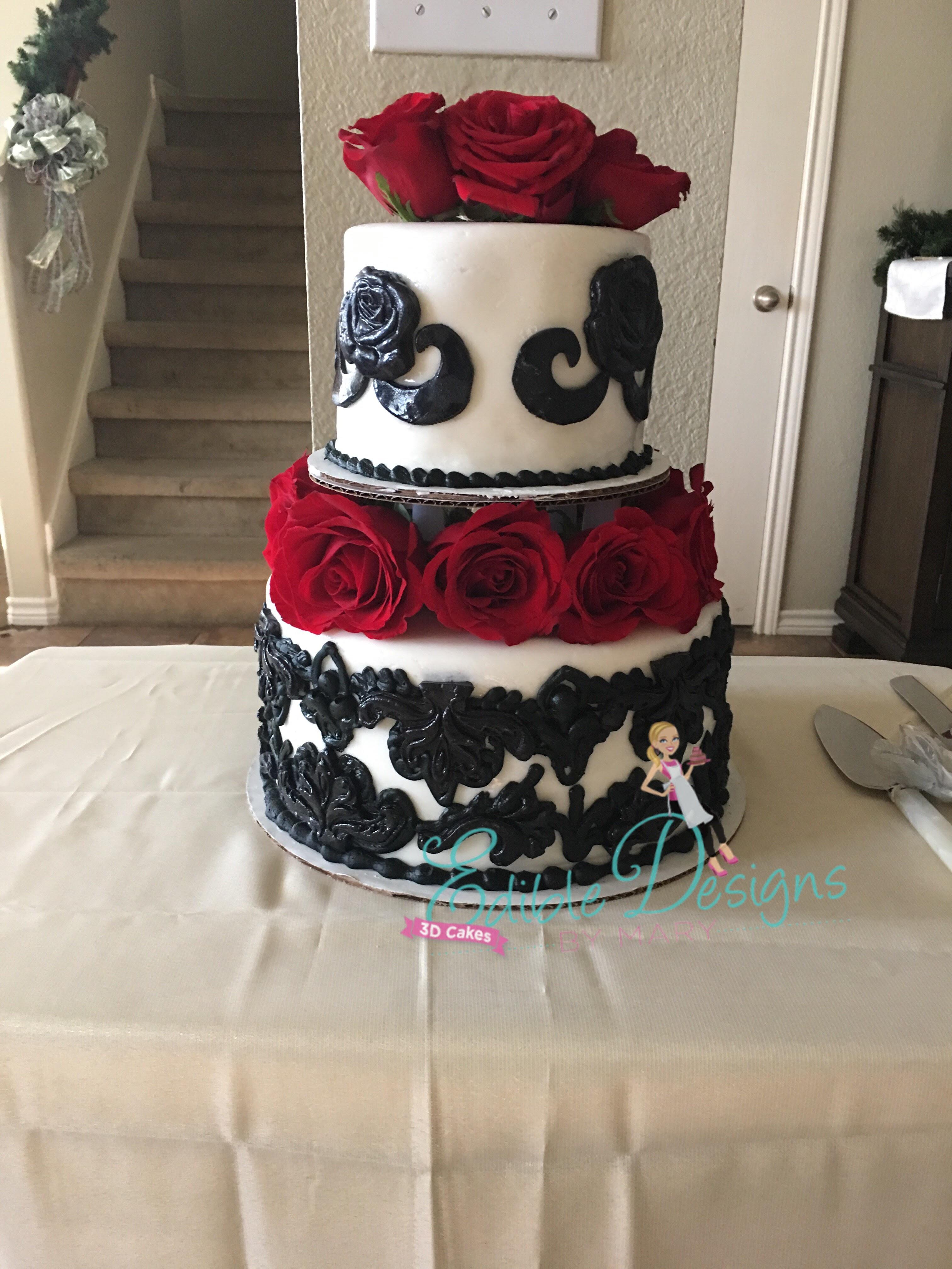 Wedding Cakes (25)