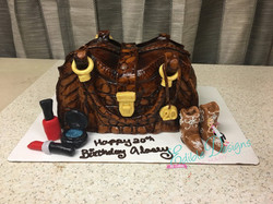 3d purse