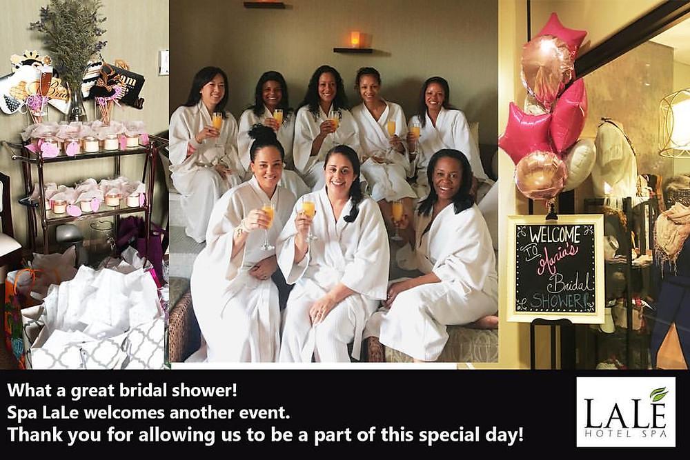 Sacramento Bridal Shower Ideas