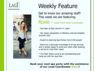 Weekly Feature: Roxie