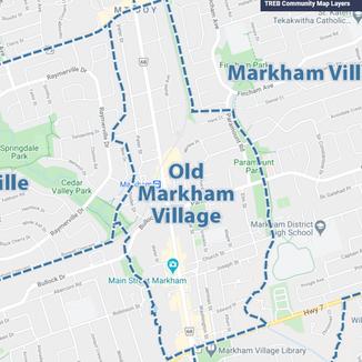 Old Markham Village