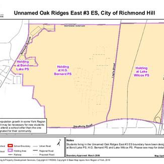 Oak Ridges East #3 ES