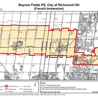 Beynon Fields PS