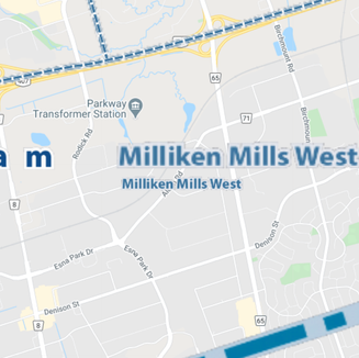 Millikens Mills West