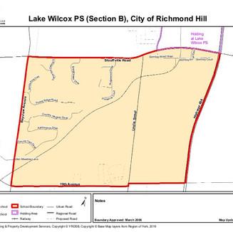 Lake Wilcox PS
