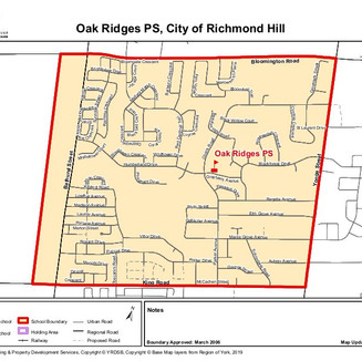 Oak Ridges PS