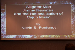 24 Alligator Man Jimmy C. Newman Title Slide