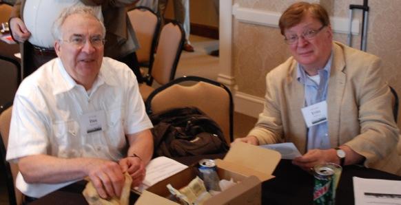 34 Dan Simberloff and Fritz Mulhauser ICMC Stalwarts