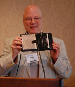 Tom Wilmeth Goes High Tech ICMC 2012