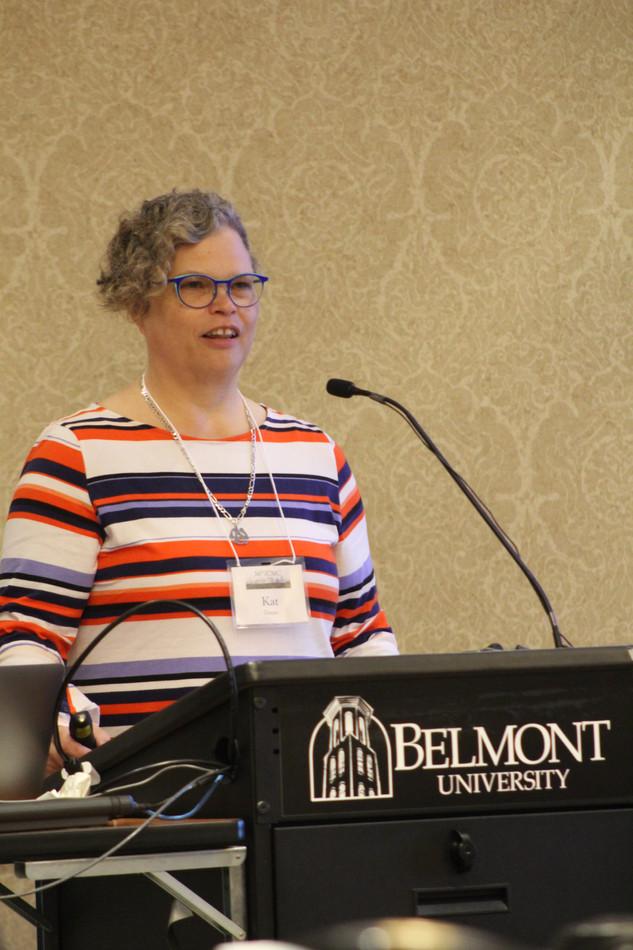 Dr. Katherine Danser