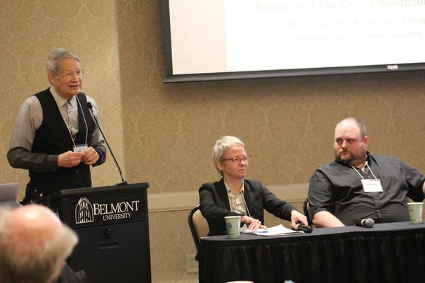 Keynote: James Akenson, Dr. Tracey Laird, Dr. Travis Stimeling