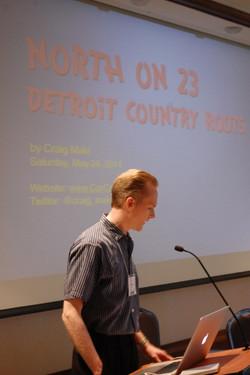 Craig Maki on Detroit Country