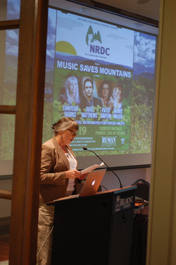 Roxanne Harde on Appalachian Mining Songs