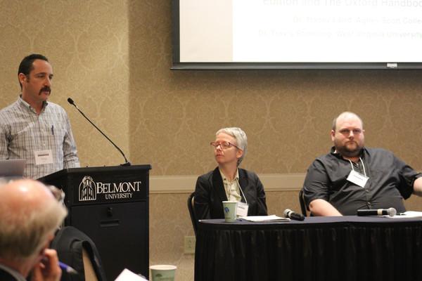 Keynote: Dr. Greg Reish, Dr. Tracey Laird, Dr. Travis Stimeling