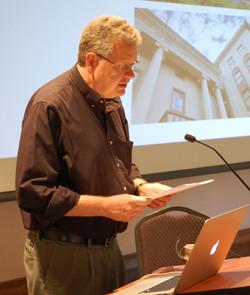 Alan Holmes Discussing Loretta Lynn