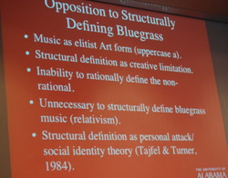 20 Lance Kinney on Defining Bluegrass ICMC 2013