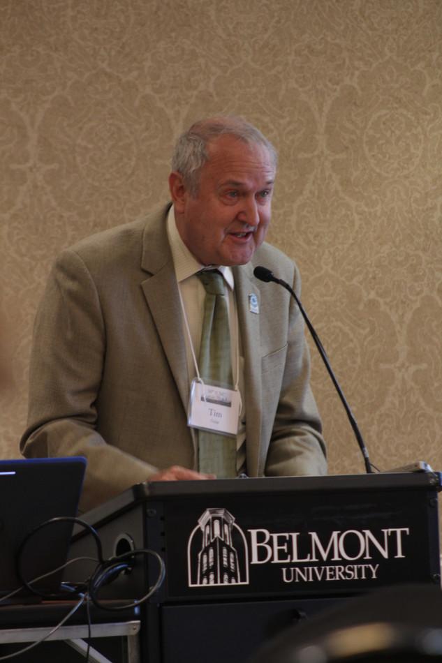 Dr. Tim Dodge 2019