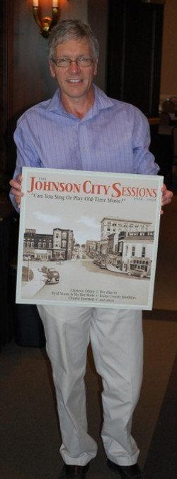 43 Ted Olson On the 1928-29 Johnson City (TN) Sessions