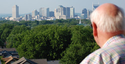 Ray White Contemplates Twang Town and Music Row! ICMC 2012