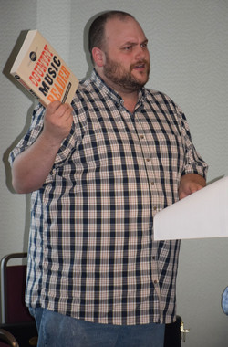 50 Travis Stimeling Discusses Country Reader